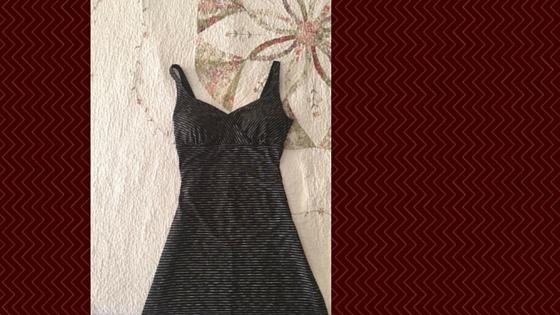 yesterday's dress